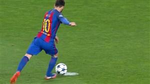 بهترین گل های لیونل مسی مقابل باشگاه های فرانسوی