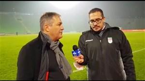 صحبتهای اسکوچیچ بعد از برد تیم ملی مقابل بوسنی
