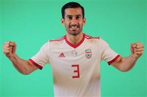 حاج صفی: بازی با بوسنی به ما خیلی کمک کرد