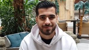 عزت اللهی: با تمام توان برای صعود به جام جهانی تلاش میکنیم