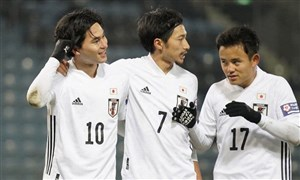 برد ژاپن علیه صعود ایران به رنکینگ یک آسیا