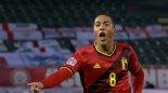 گل اول بلژیک به انگلیس (یوری تیلمانس)