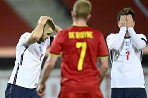 شکست انگلیس و پیروزی ایتالیا در لیگ ملتهای اروپا
