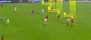 آنالیز عملکرد تیم ملی مقابل بوسنی