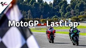 دور آخر رقابتهای Moto gp در والنسیا اسپانیا