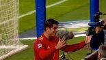 گل اول اسپانیا به آلمان (موراتا)