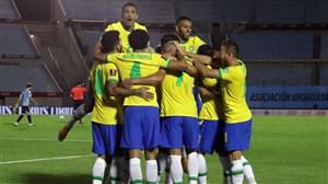 پیروزی برزیل و آرژانتین؛ غولها میتازند
