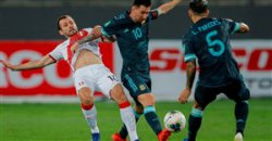 عملکرد لیونل مسی مقابل تیم ملی پرو
