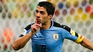 بهترین گل های لوئیس سوارز در جام های جهانی