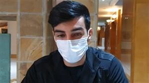 محمد ایران پوریان: بازی با سپاهان بسیار دشوار است