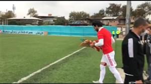 بازگشت عباسزاده به ورزشگاه شهید وطنی