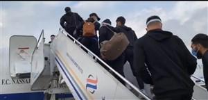 کاروان استقلال فرودگاه مهرآباد را به مقصد اهواز ترک کرد