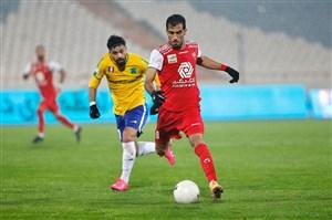 اولین برد پرسپولیس در لیگ بیستم کشور