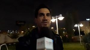 فرزاد حاتمی: نمیخواهم دل کسی را بشکنم