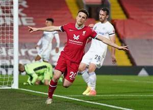 لیورپول 3-0 لستر: پیروزی بزرگ با تیم نصفه و نیمه
