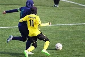 برنامه هفته اول و دوم لیگ برتر فوتبال بانوان اعلام شد