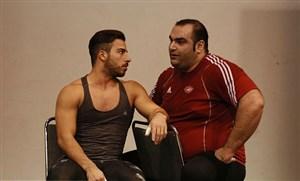 بهداد و کیانوش؛ امید سیرجان در لیگ وزنهبرداری