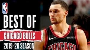 برترین لحظات شیکاگو بولز در فصل 2019/20 NBA