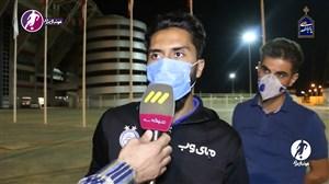 فرشید باقری: از محمود خان و باشگاه عاجزانه درخواست جدایی دارم