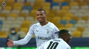 گلهای مونشن گلادباخ در لیگ قهرمانان اروپا 2020/21