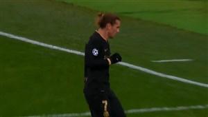 گل چهارم بارسلونا به دیناموکیف (گریزمان)