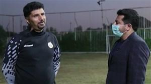 مجتبی حسینی:پرسپولیس آمادهترین تیم ایران است