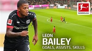 بهترین های لئون بیلی در بوندسلیگا فصل 21-2020