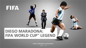 لحظات به یادماندنی مارادونای فقید در تاریخ جام جهانی