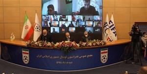 اظهارات مدیران وزارت ورزش و فدراسیون فوتبال پس از تصویب اساسنامه