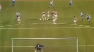 سوپرگل نیلسون به آیندهوون در لیگ قهرمانان اروپا ۱۹۹۴