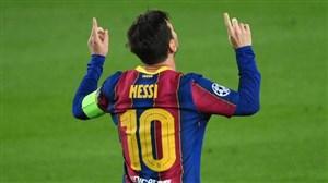 مسی محبوب ترین فوتبالیست در آمریکا؛ رونالدو سوم