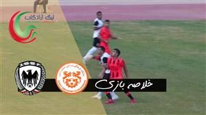 خلاصه بازی مس کرمان 1 - شاهین شهرداری بوشهر 0