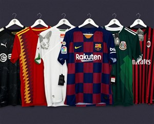 رنگ پیراهن بازیکنان فوتبال چه تاثیری بر نتیجه بازی دارد؟