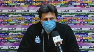 مرفاوی : همه بازیکنان را به خوبی میشناسیم