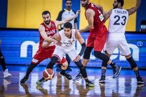 سقوط تیم ملی بسکتبال در رنکینگ جهانی