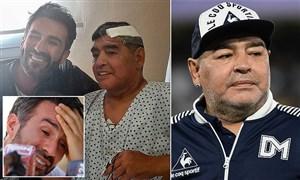 پزشک مارادونا در دادگاه حاضر شد