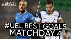 بهترین گل های دوره چهارم لیگ اروپا 2020