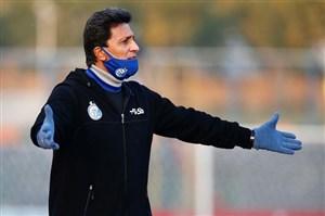 مرفاوی: بی برنامگی باعث عصبی شدن مربیان و بازیکنان شده است