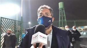 محمدی: من از طرف باشگاه فولاد عذرخواهی میکنم!