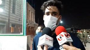 نادر محمدی: قبلا ژیمناست بودم حالا اوت میاندازم