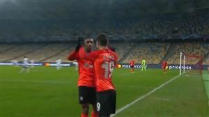 گل دوم شاختار به رئال مادرید توسط سولومون