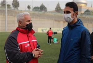 آقای گلهای استقلال و پرسپولیس در قاب مربیگری(عکس)