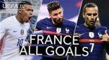 مرور گلهای فرانسه در مرحله گروهی لیگ ملت های اروپا