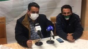 رحمان رضایی به دلیل مشکوک بودن در نشست خبری شرکت نکرد