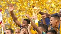نمایش های درخشان تیم های اروپایی در جام های جهانی