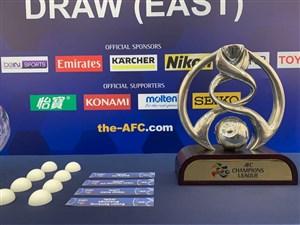 تحلیل سیدبندی یک تا چهارم مرحله گروهی لیگ قهرمانان آسیا