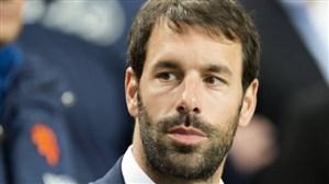 ستاره سابق رئال و یونایتد روی نیمکت تیم ملی هلند