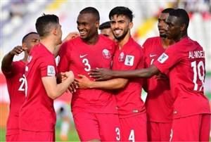 حضور قطر در رقابت های مقدماتی جام جهانی اروپا!