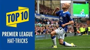 10 هتریک برتر اورتون در لیگ برتر جزیره