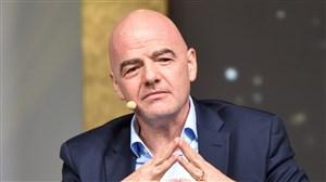 خوشبینی رئیس فیفا؛ جام جهانی قطر با حضور تماشاگران
